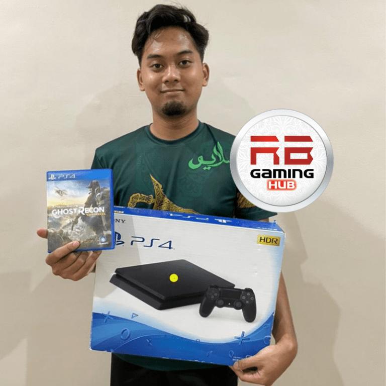 RB Gaming Hub - Sewa Ps4 Murah 1